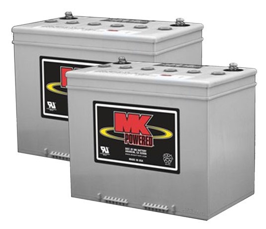 MK Gel Batteries