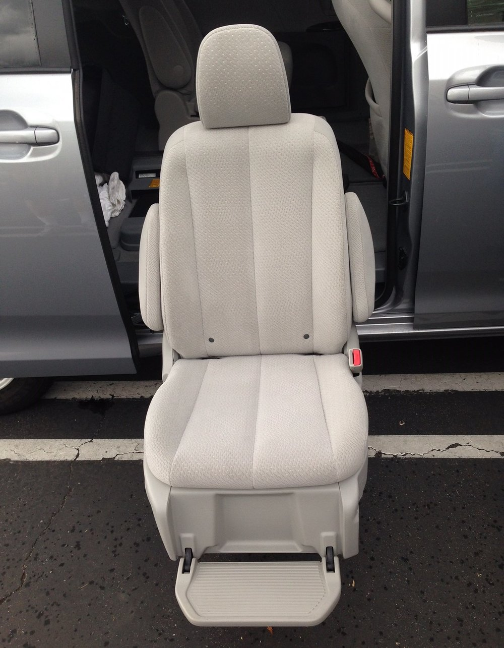 Toyota Access Seat
