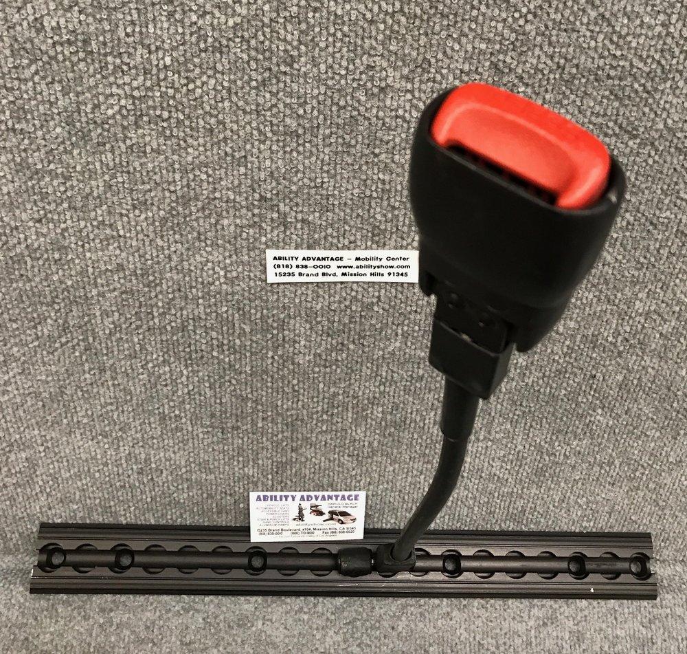 Qstraint Lap Belt Cable Extension - L