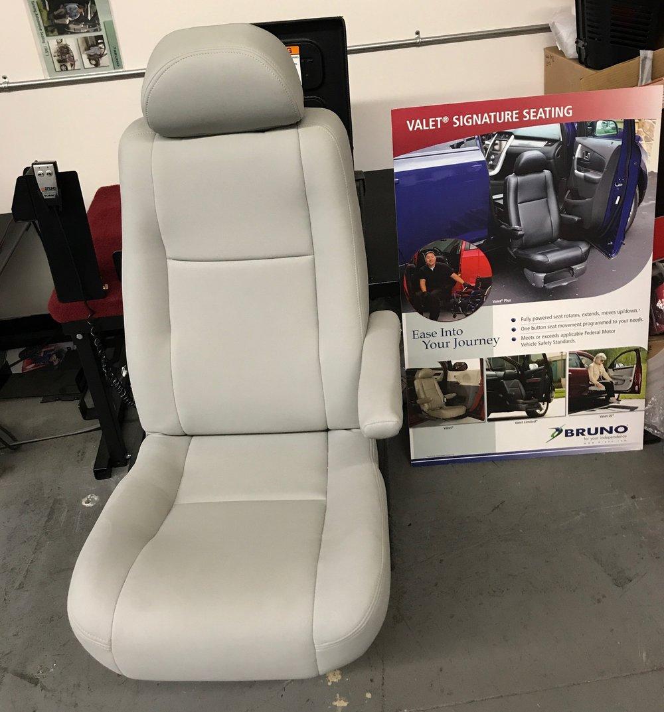 Light Stone Metro Tech Seat.