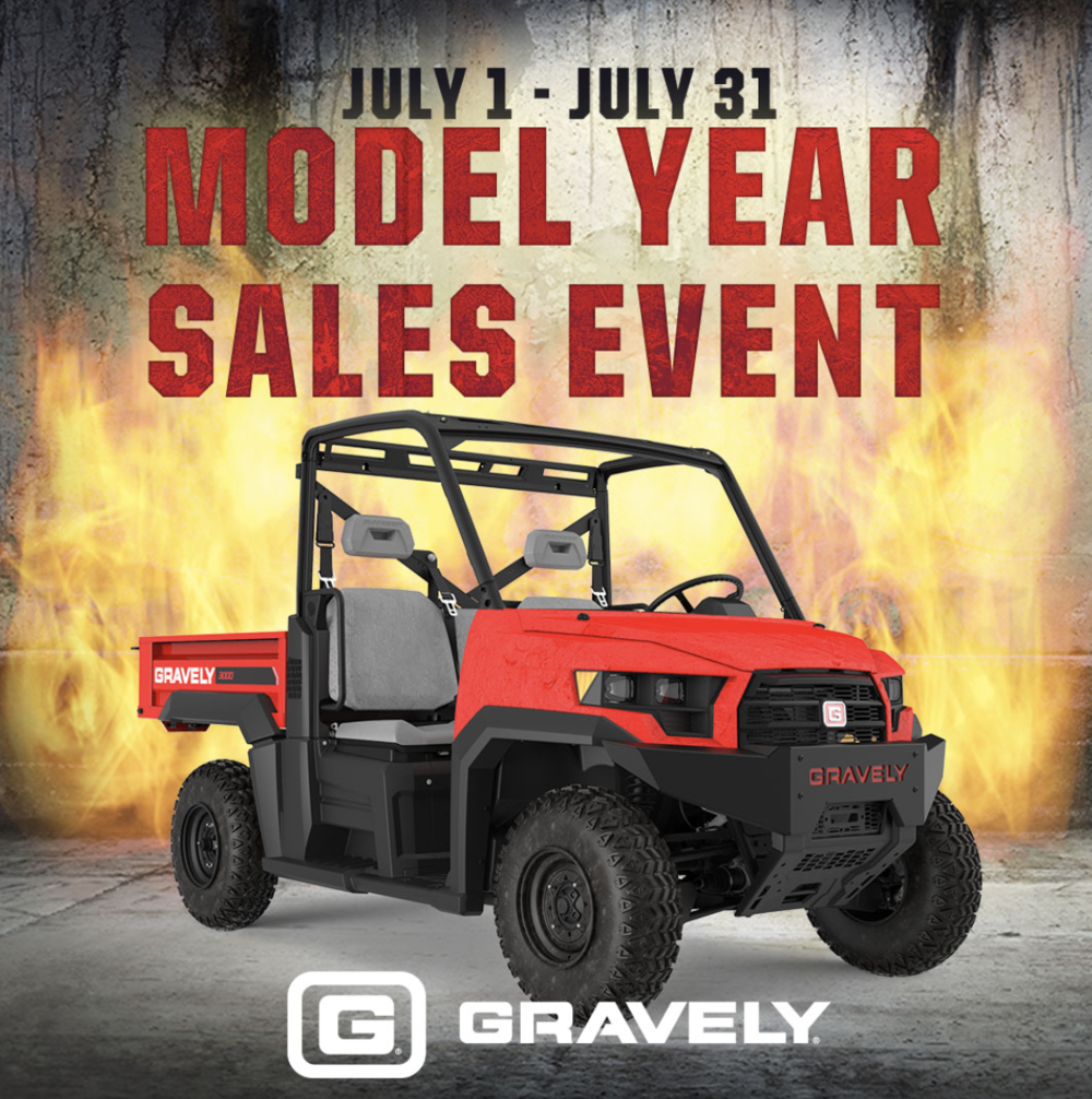 Model Year Sales Event