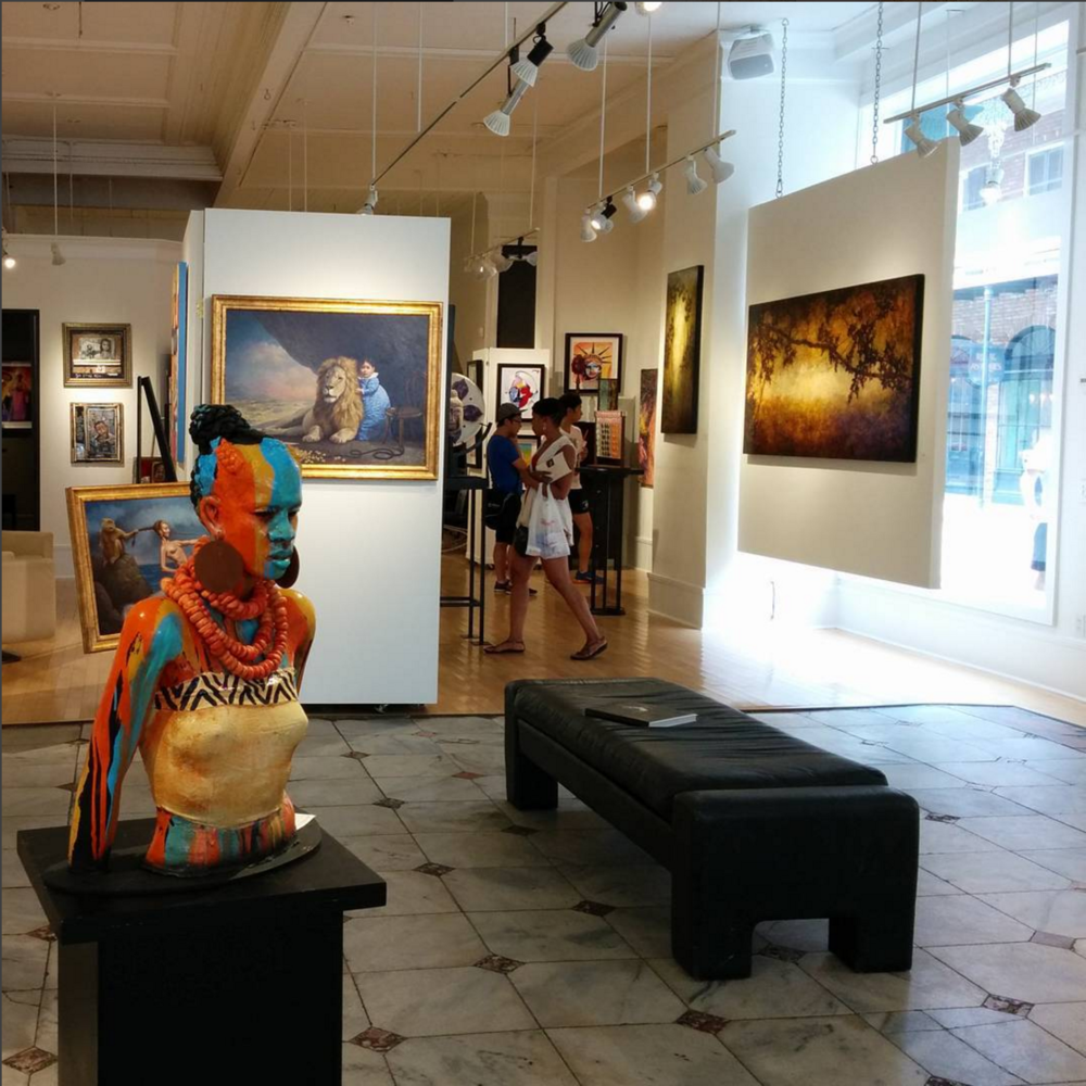 Angela King Gallery - New Orleans