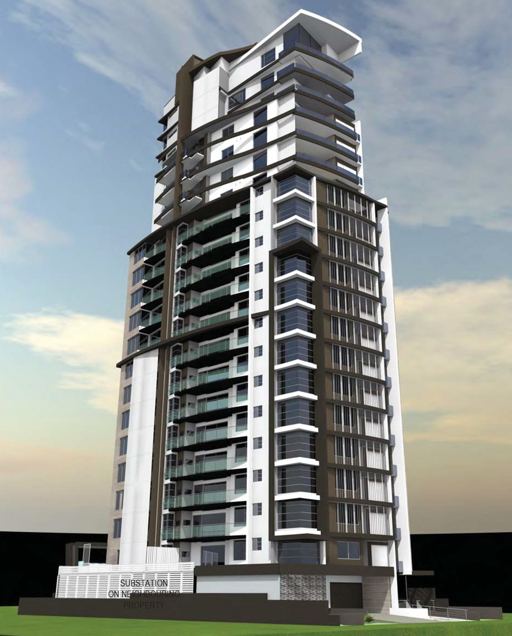 Hamilton Avenue Apartments, Surfers Paradise