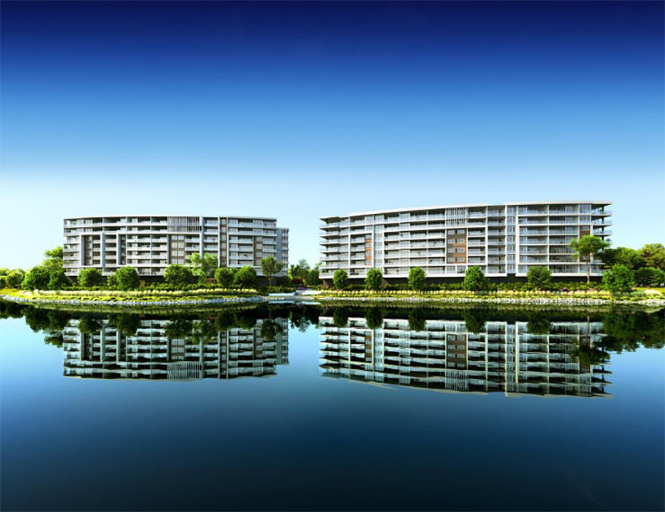 Southlake Apartments - Christine Ave, Varsity Lakes
