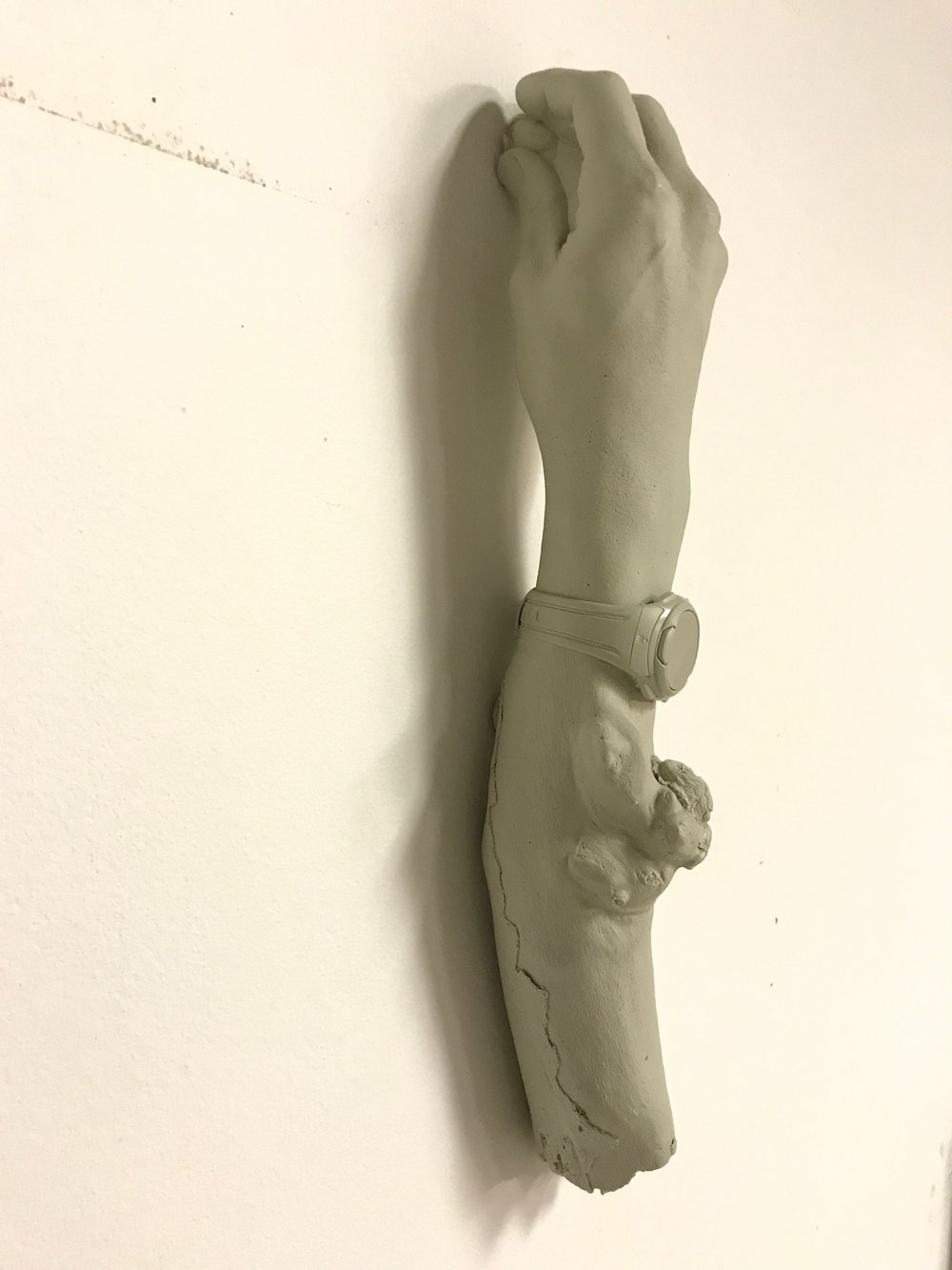 - Chris MahonskiCast Resin SculptureEdition 1/5
