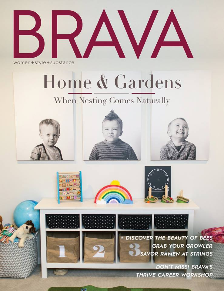 Brava Magazine - Homestead Wisconsin