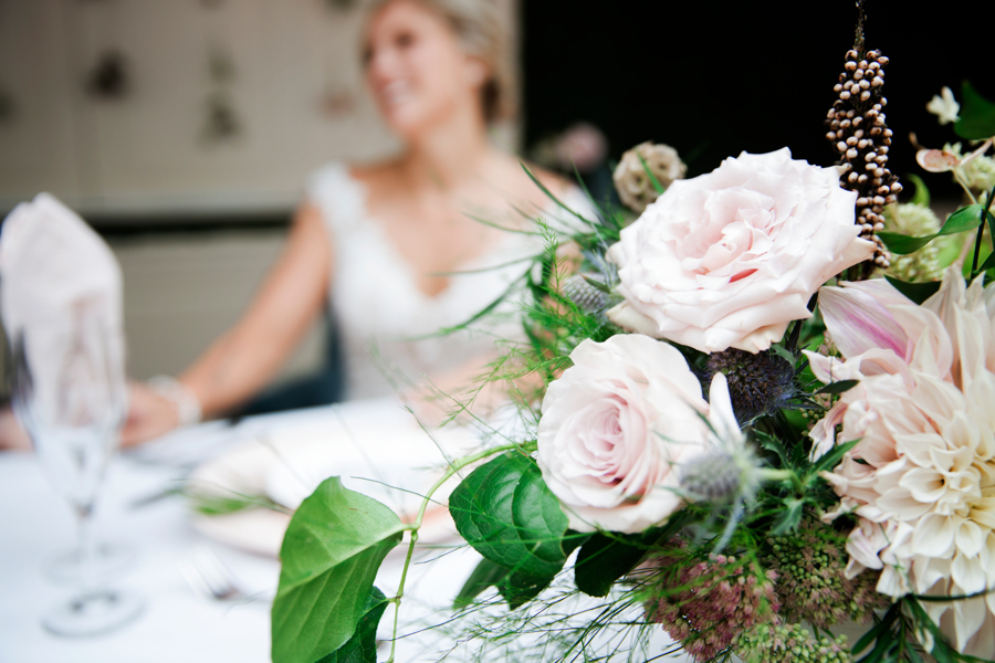 Southern Wisconsin Wedding Florist