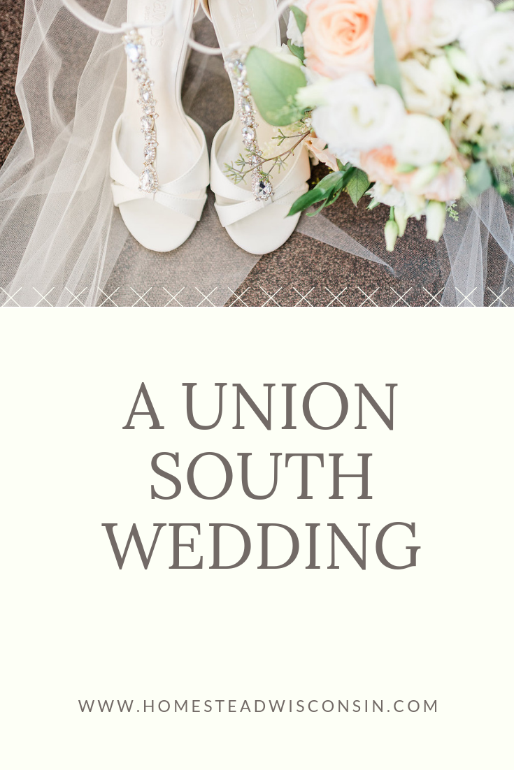 A Union South Wedding | Homestead Wisconsin | Madison Wedding Flowers