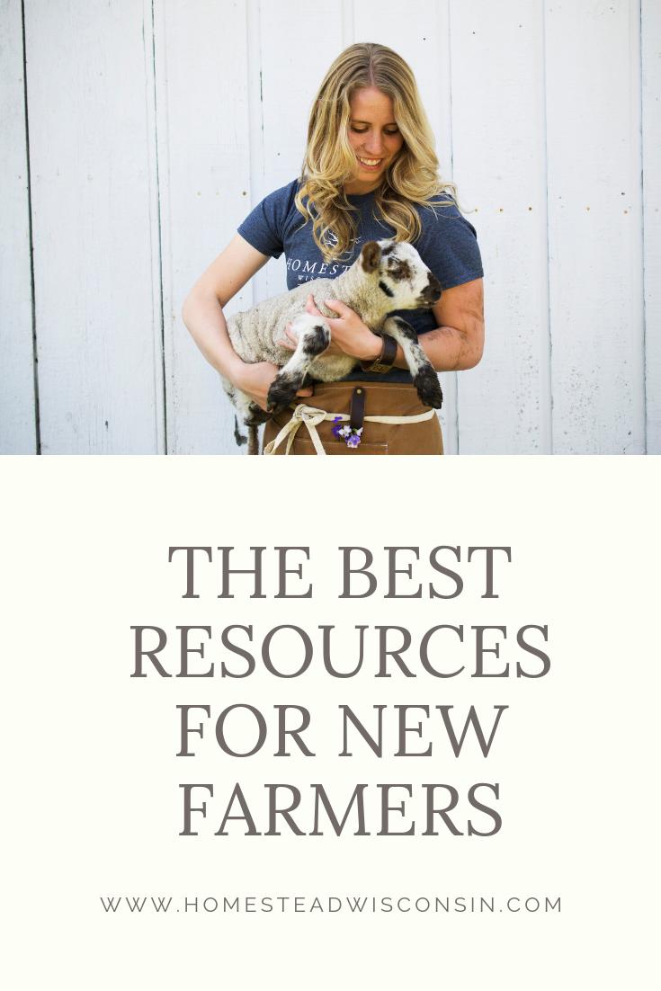 new farmer - new glarus farm - wisconsin farm