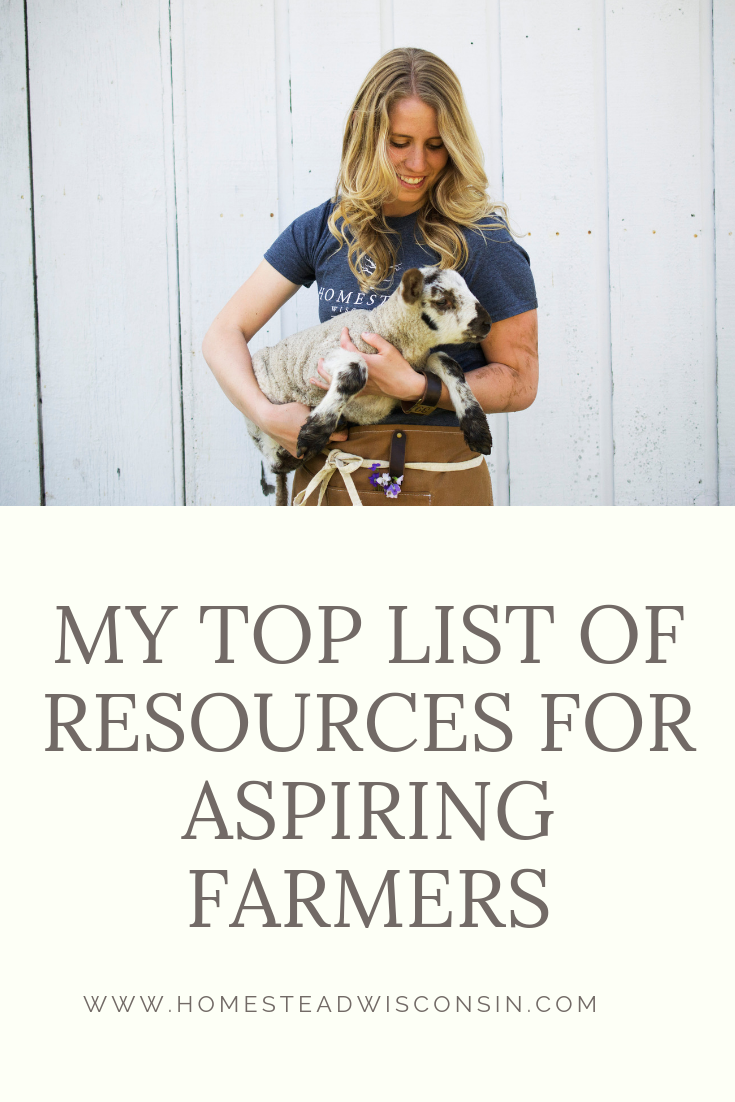 resources for beginning farmers - wisconsin farm