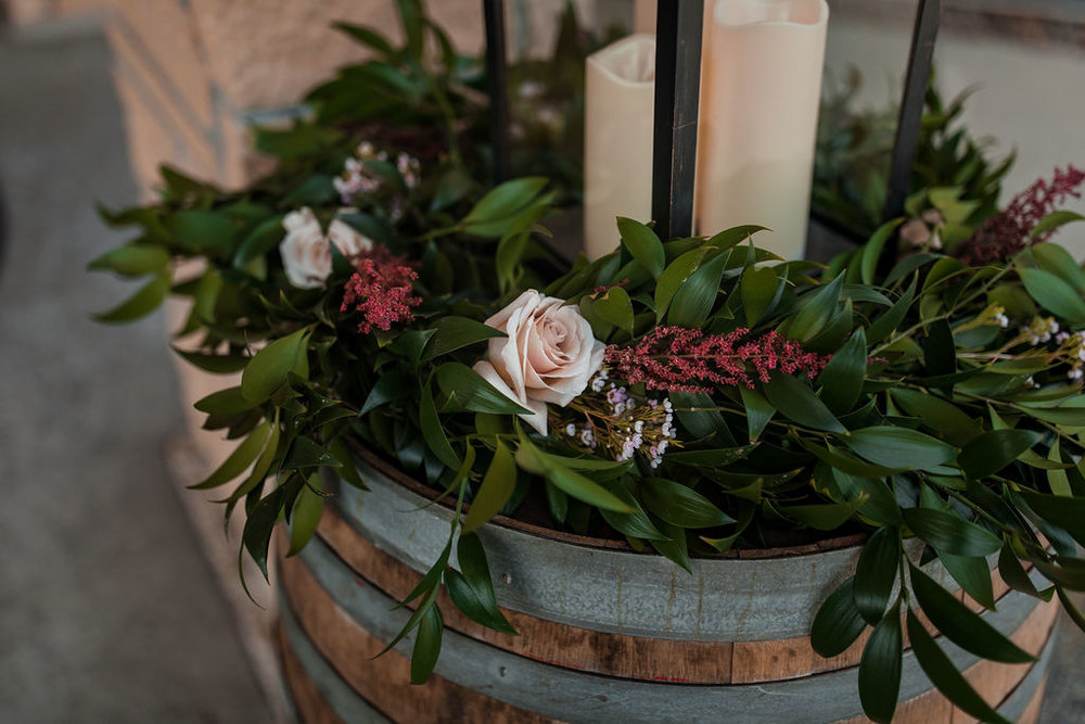 Devil's Head Wedding - WIsconsin Wedding Florist