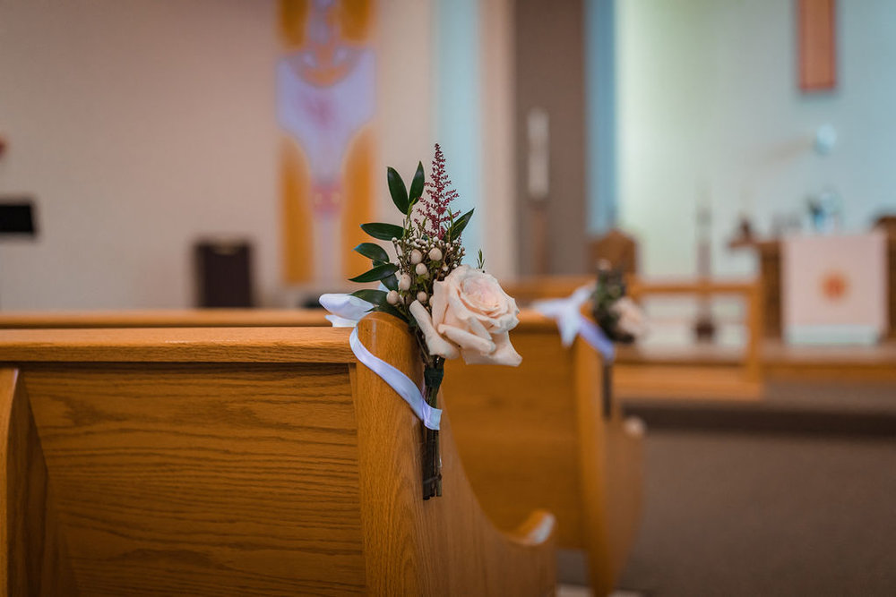 Devil's Head Resort Wedding - Wisconsin Wedding Florist