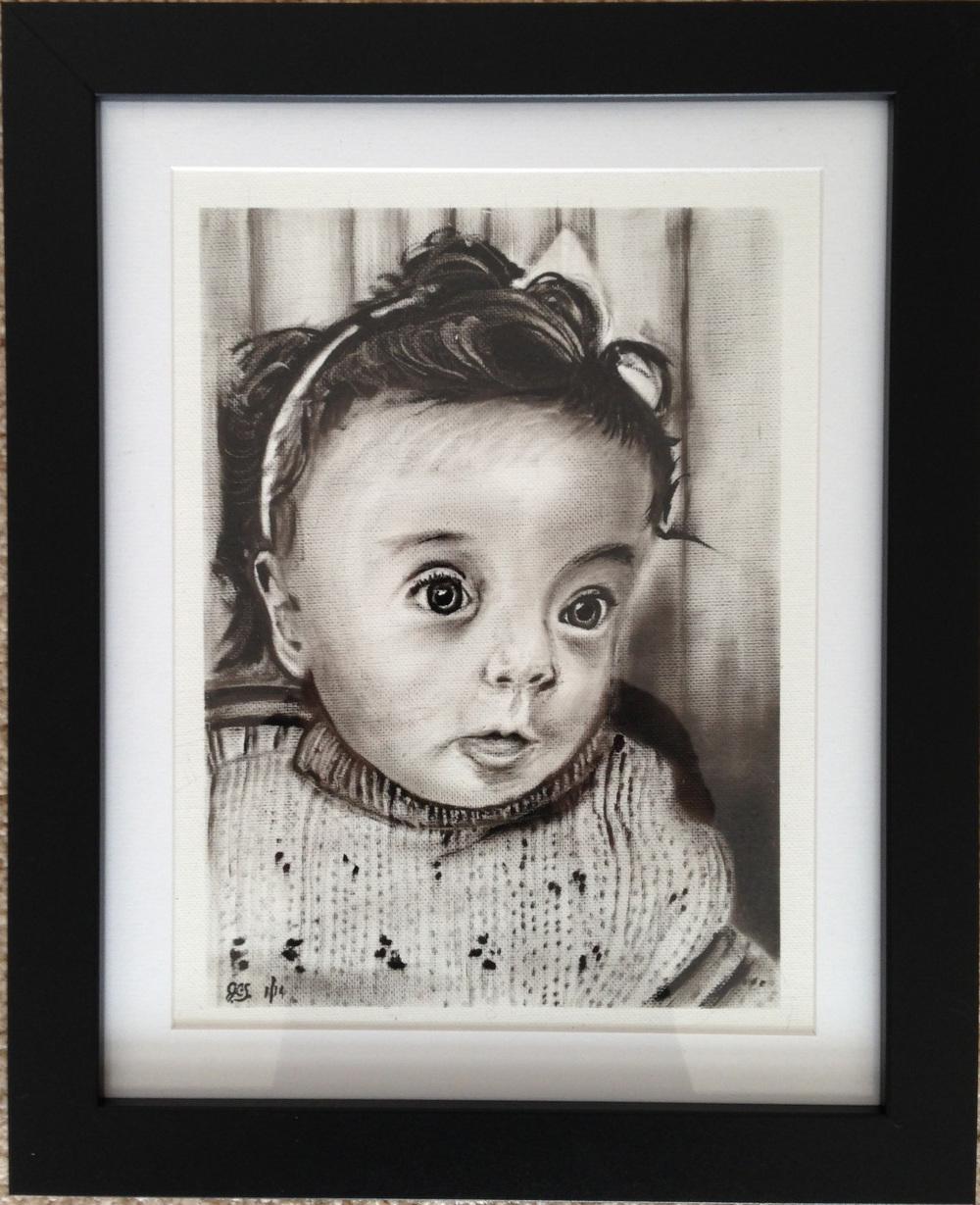 Tariqs baby Black Oil Paint on Canvas.jpg