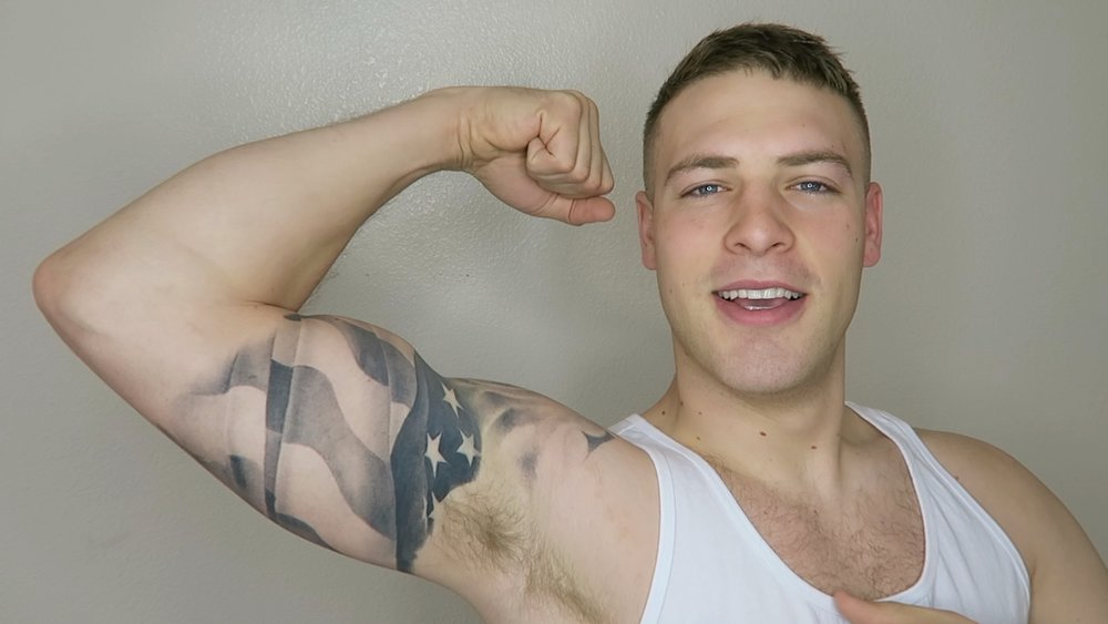 Air Force tattoo policy — Kyle Gott