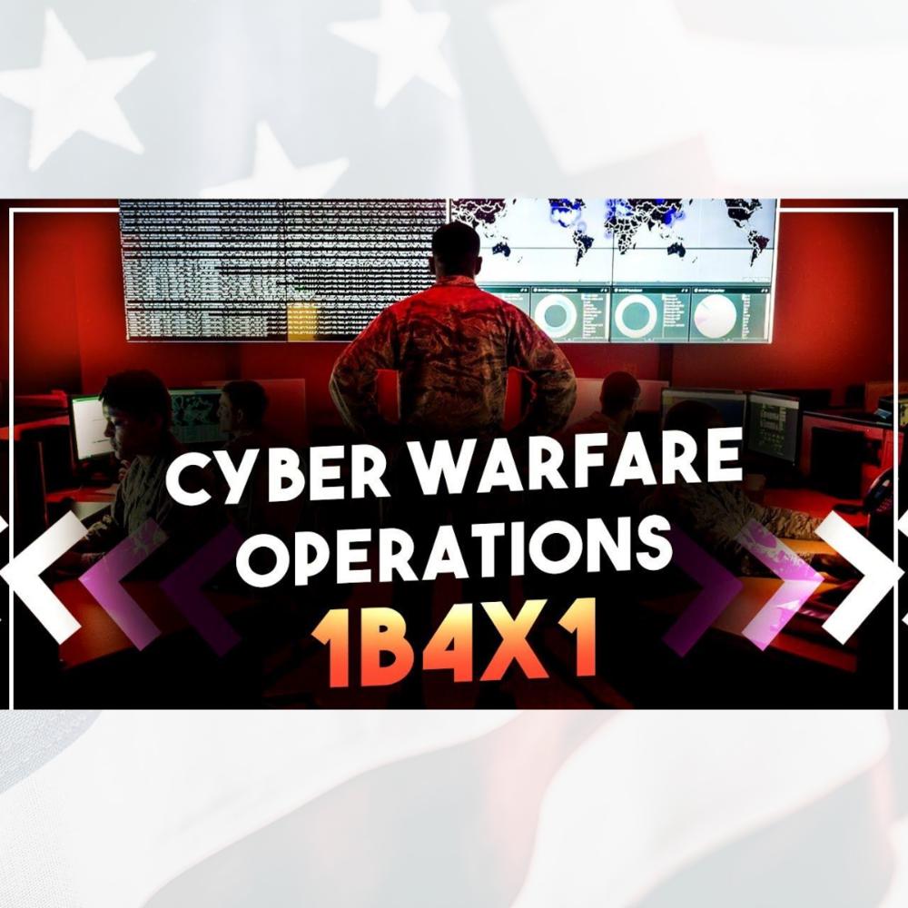 Cyber Warfare Operations - 1B4X1 - Air Force Careers