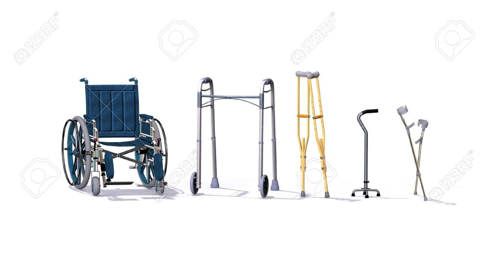 63982326-a-collection-of-mobility-aids-including-a-wheelchair-walker-crutches-quad-cane-and-forearm-crutches-.jpg