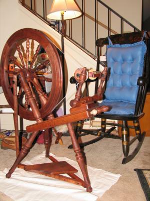 2005-04-21 Spinning Wheel.jpg