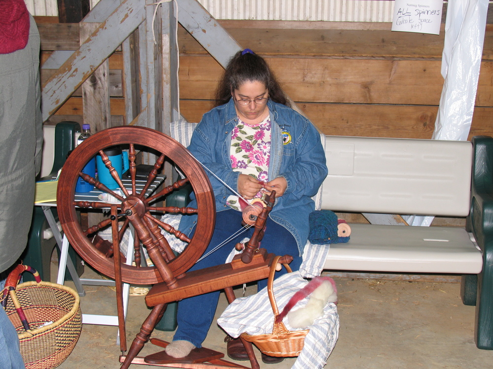 Spinning Demonstrations