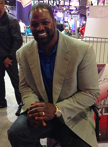 Former NFL Athlete, NY Giants