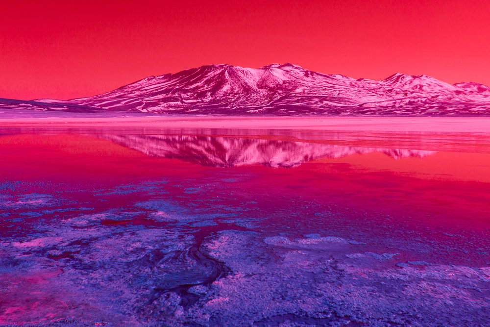 Infra Realism Atacama