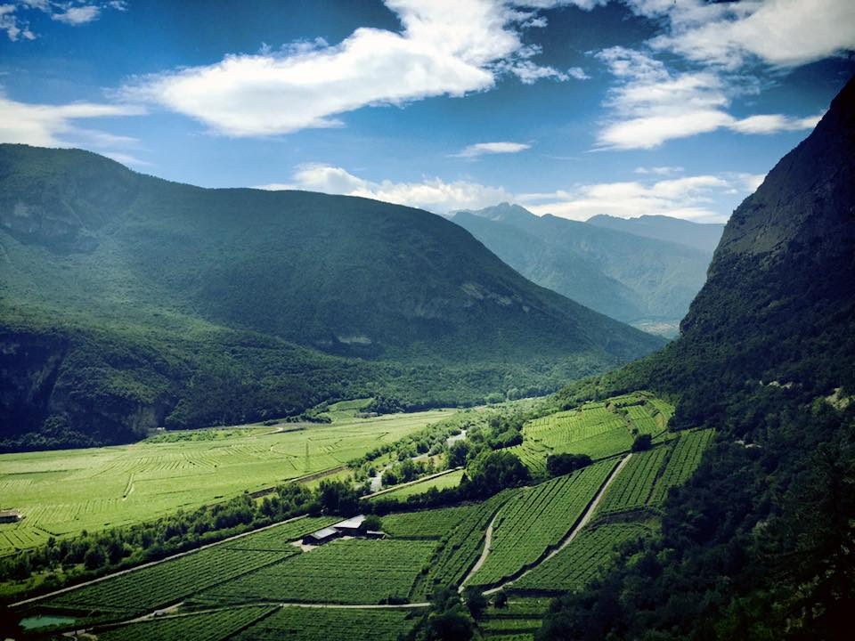 Taken on a via ferrata in South Tyrol (wanderlustingk)