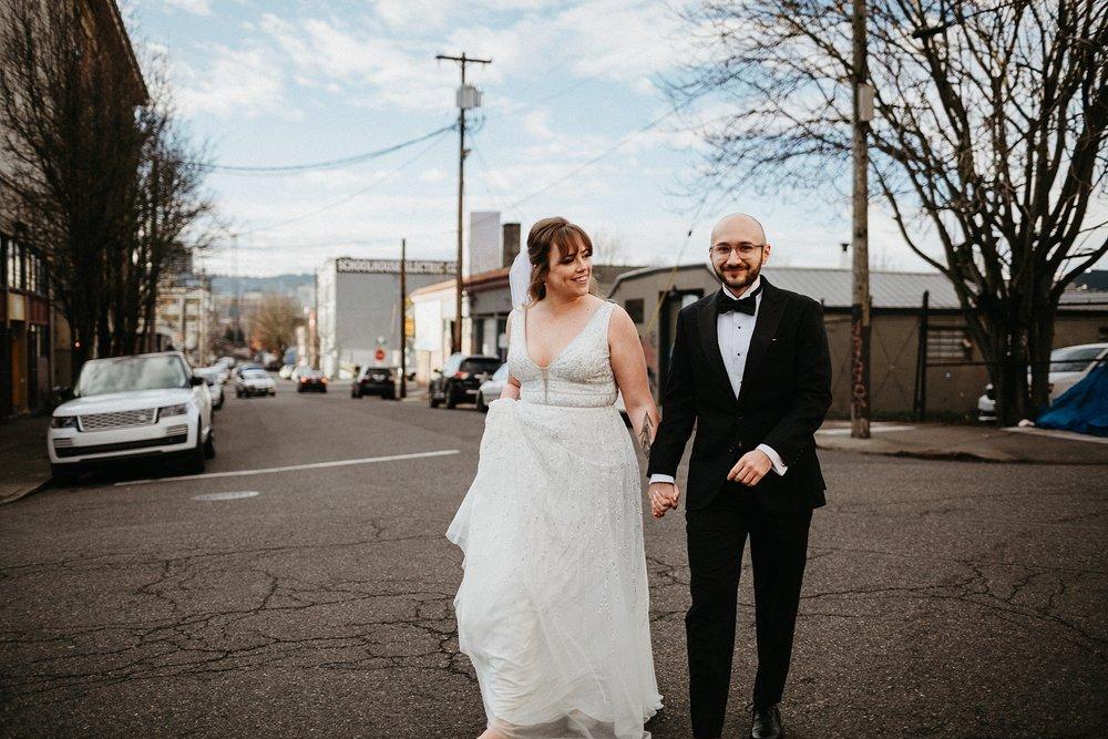 Weddings - Head to my portfolio