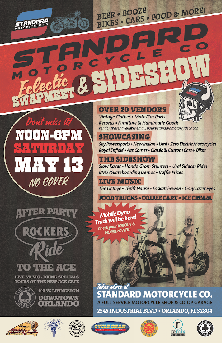 the-standard-motorcycle-co-side-show-ace-cafe-orlando-outdoor-event