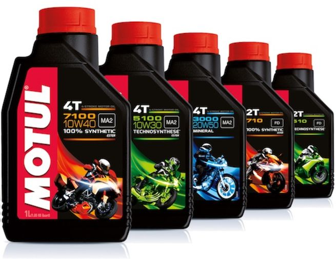 MOTUL OIL - The best lubricant you can get for your bike.  Period.