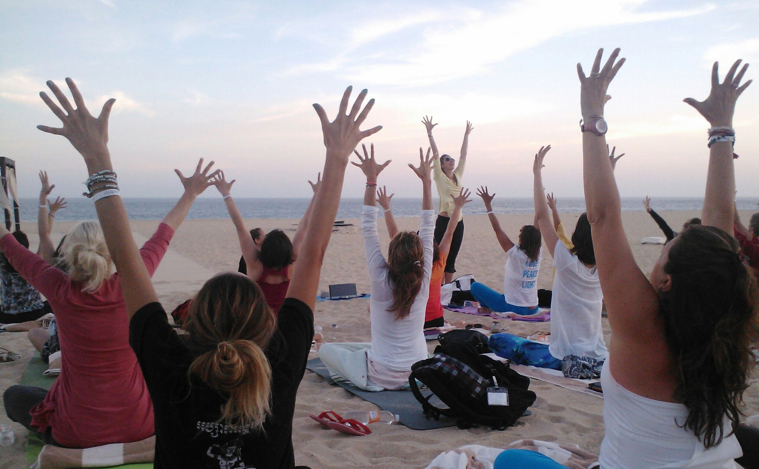 Naam Yoga Teacher Training, Cabo