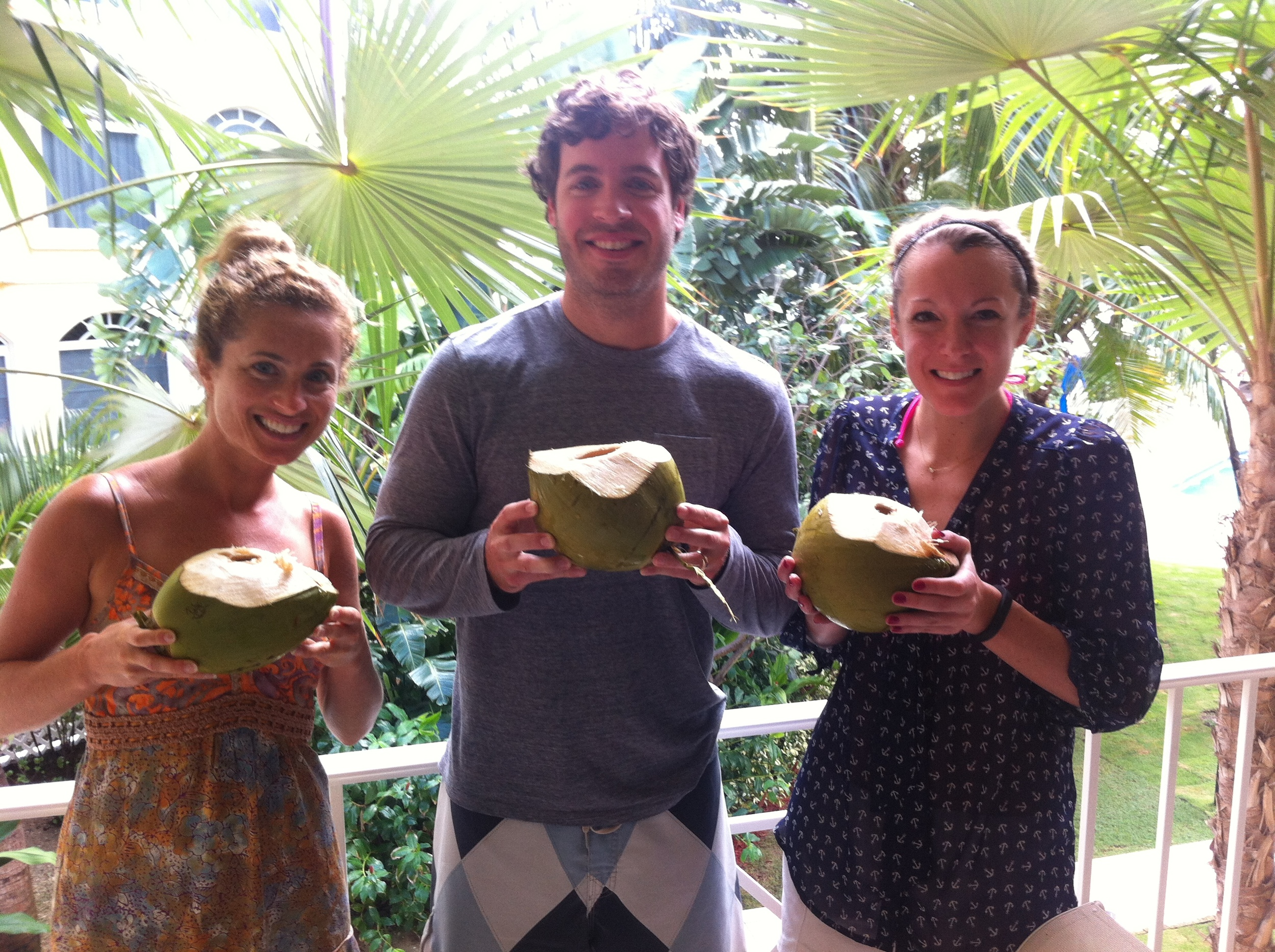 Cayman Coconuts