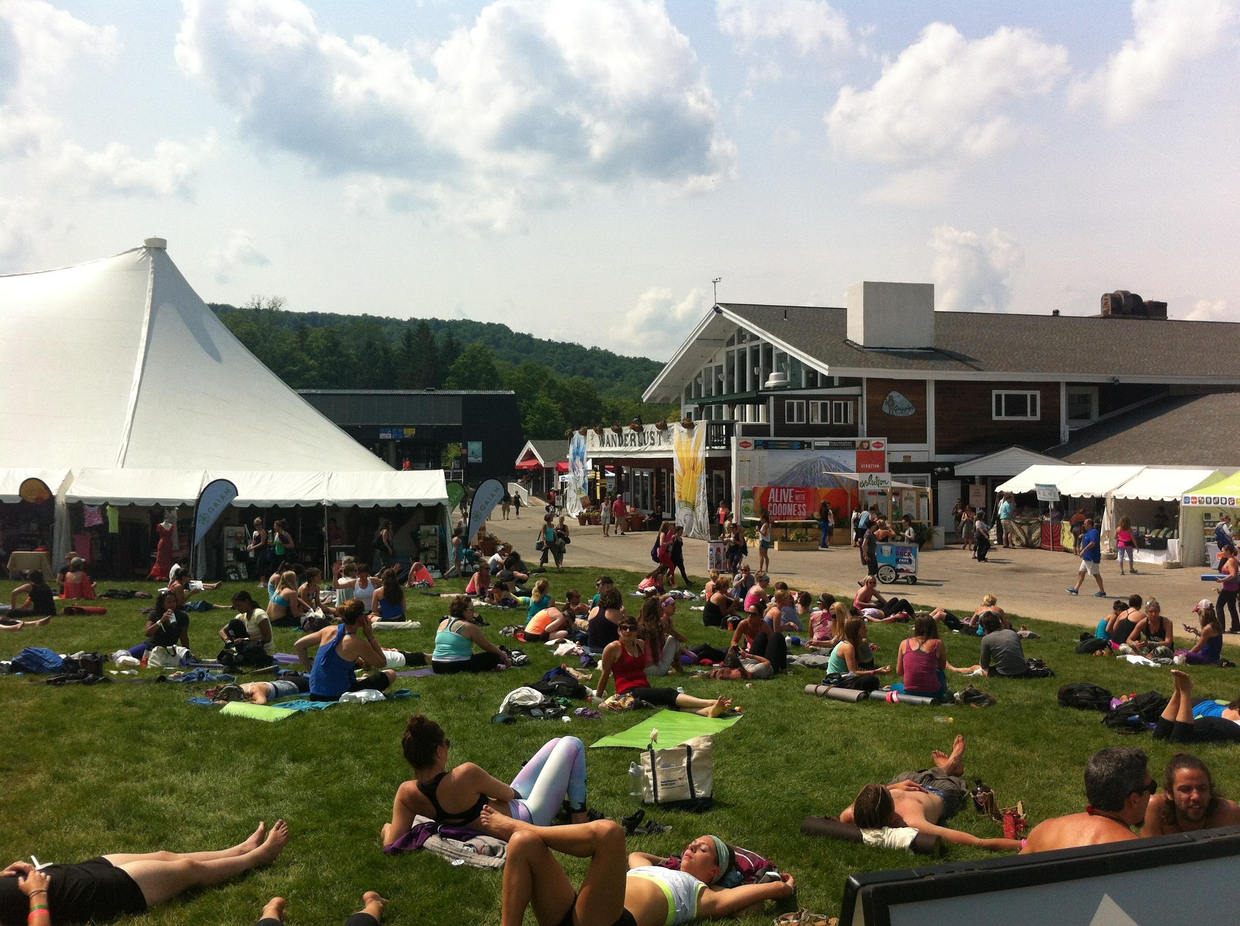 Wanderlust Festival, VT