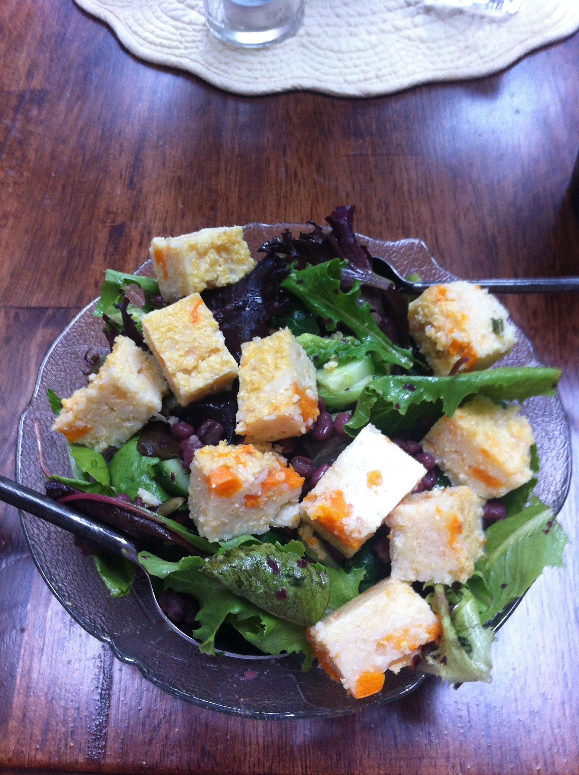 millet squares