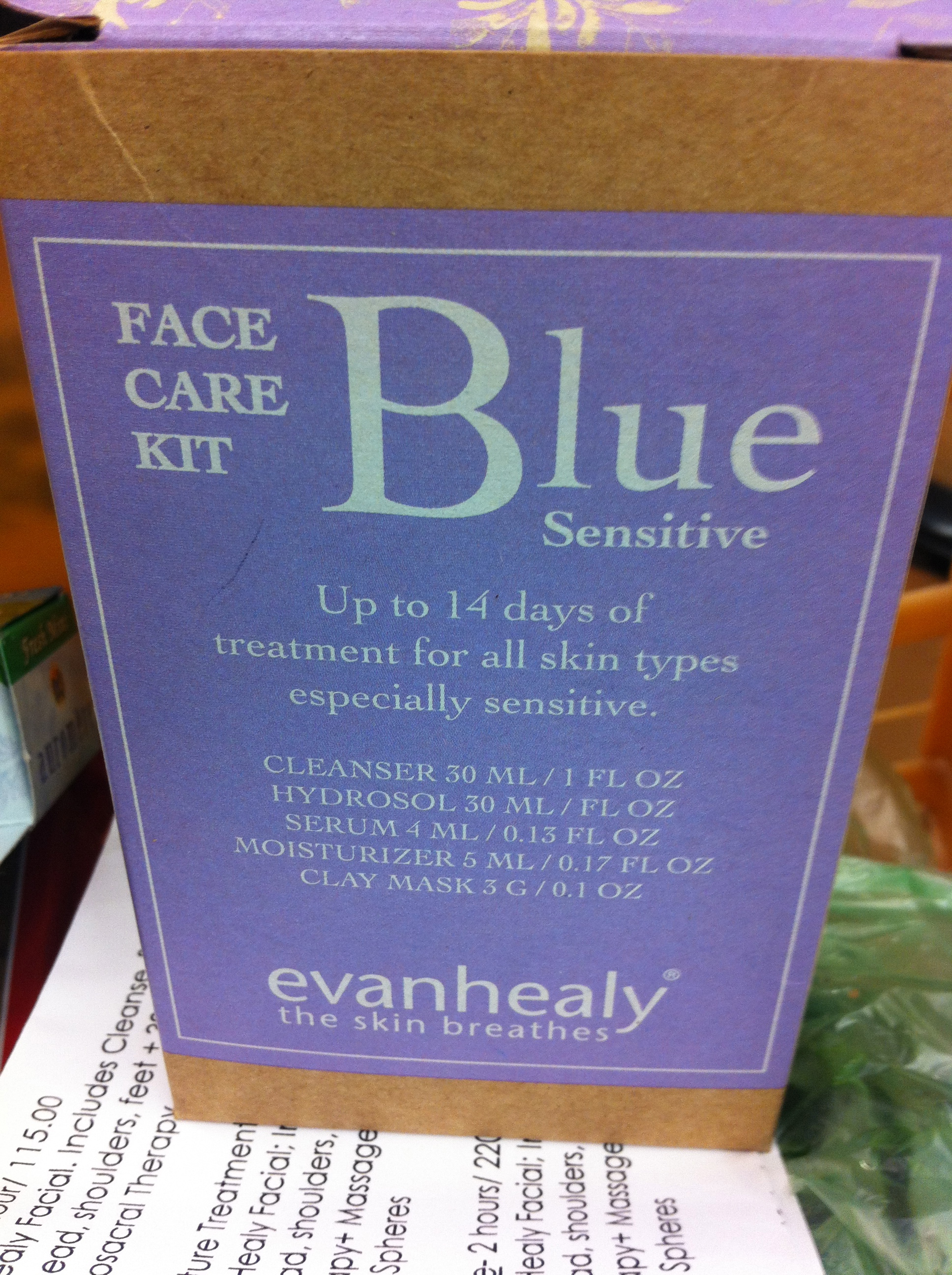 evan healy skincare