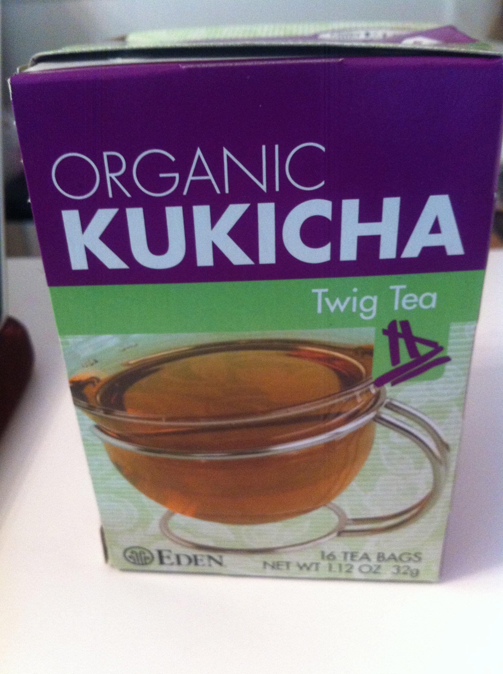 kukicha tea
