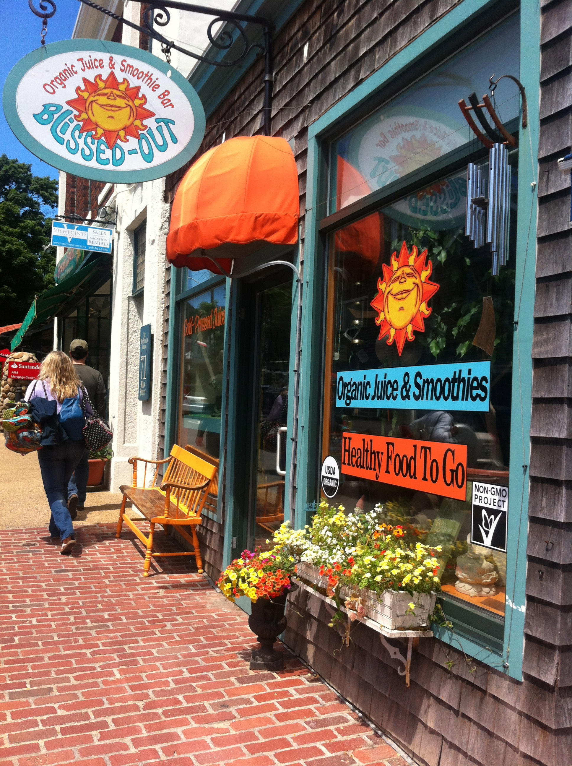 Blissed Out, Vineyard Haven, MV
