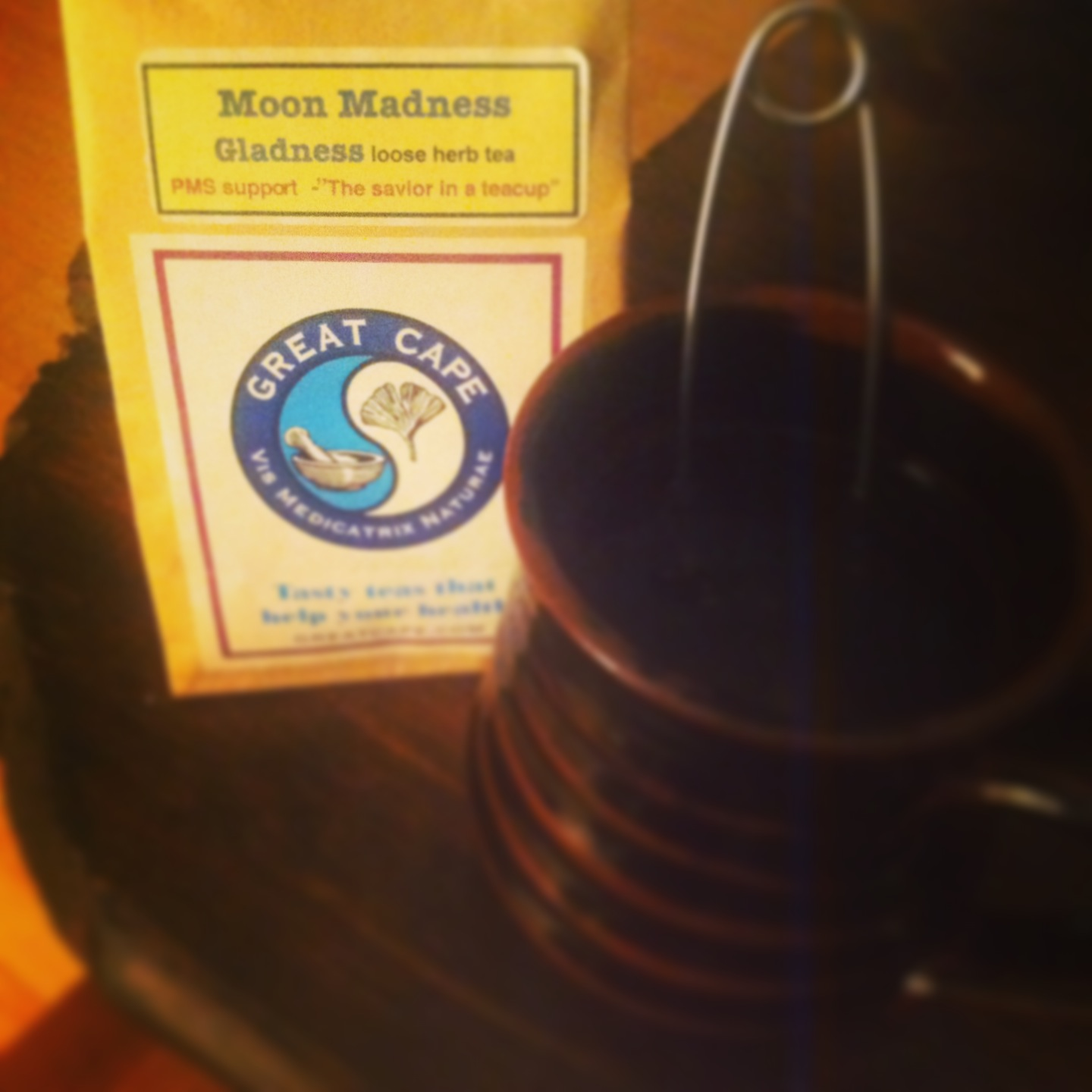 moon madness gladness tea