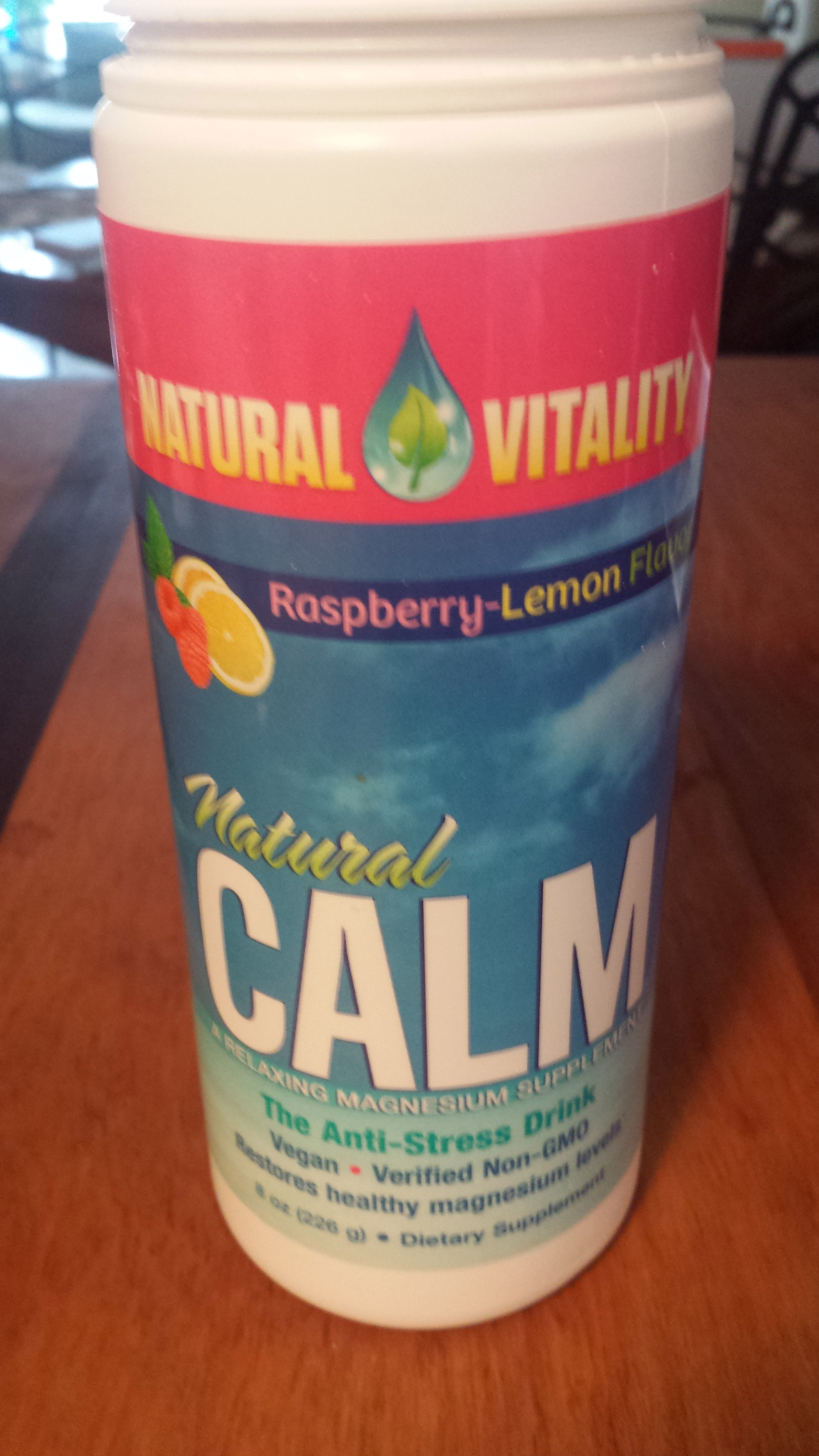 Calm Supplement