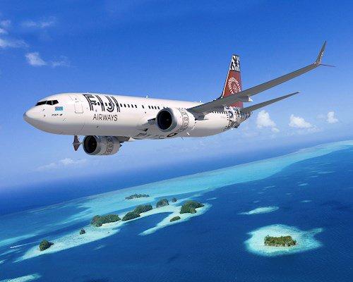 Courtesy: Fiji Airways 737-800 Max on order