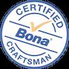 Certified Bona Craftsmen