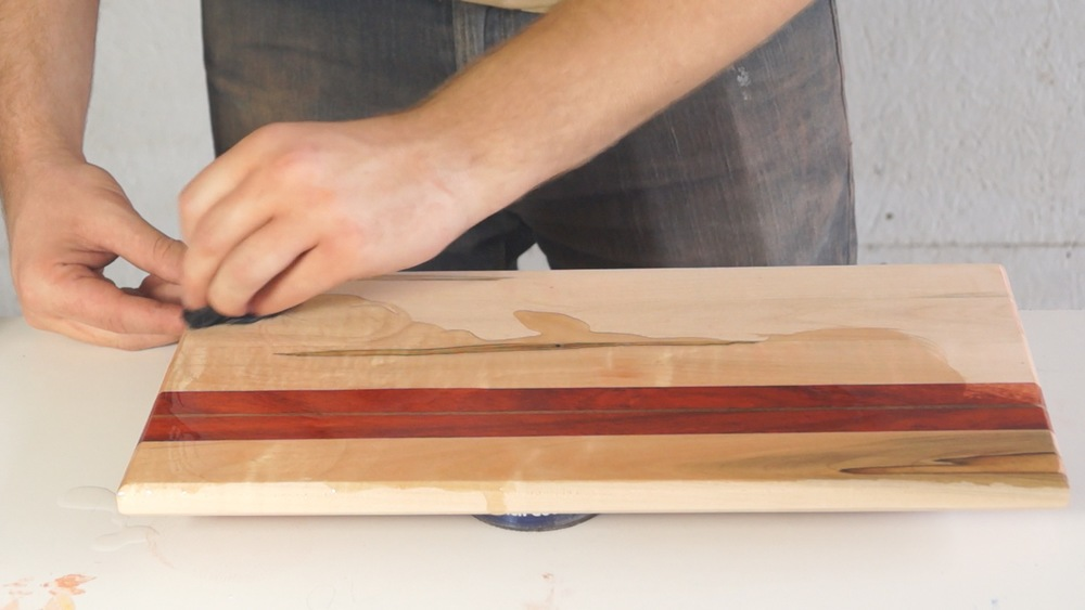 build your first cutting board modern builds