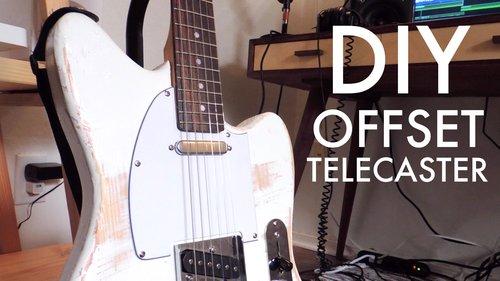 DIY OFFSET TELECASTER — Modern Builds