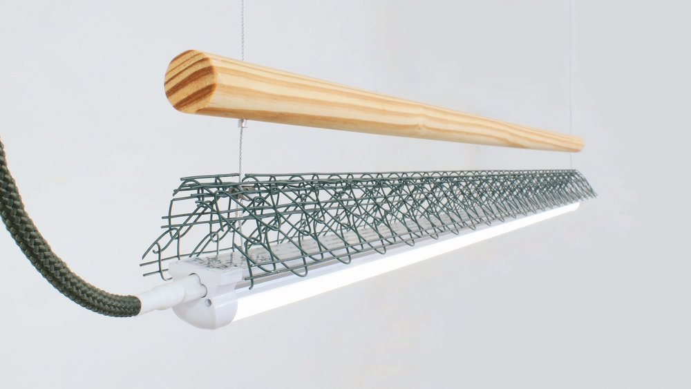 Customized Amazon Pendant Light Fixture. By Mike Montgomery // Modern Builds