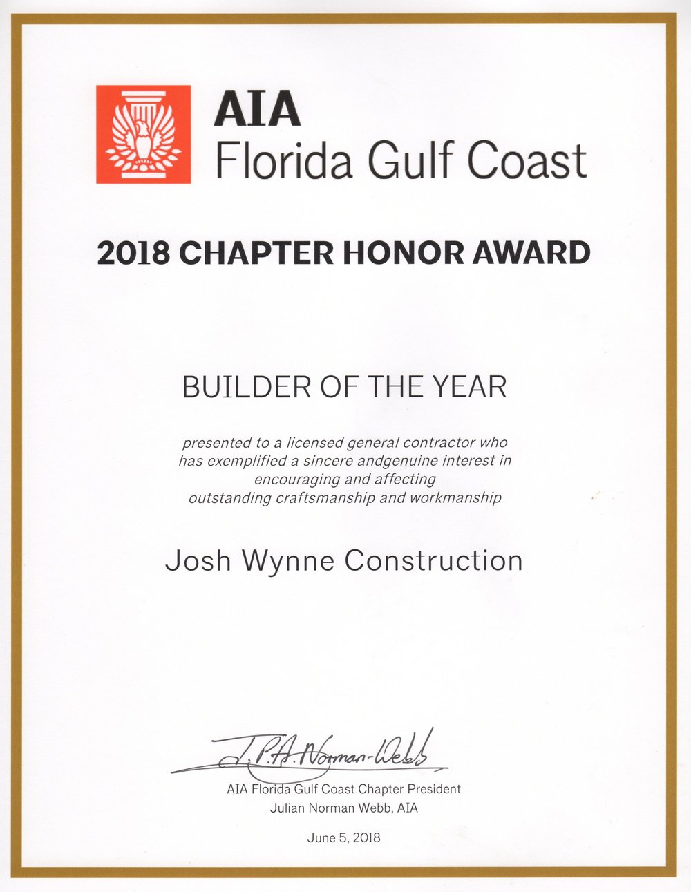 AIA Builder of the Year 2018.jpg