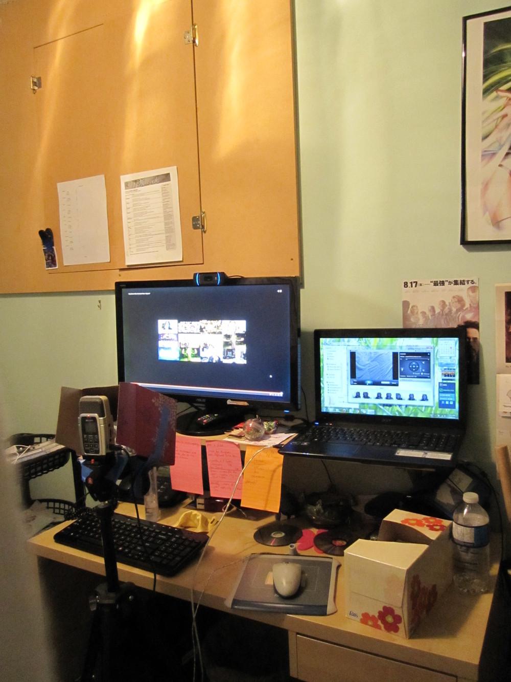 Musespeak Studio VC4 Recording Booth