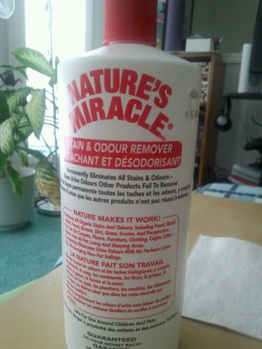 Pet Stain & Odour Remover