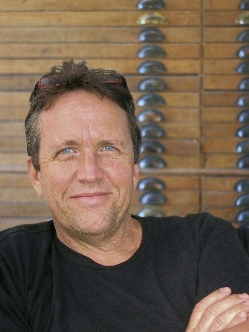 Ken Luke - MANAGING DIRECTOR