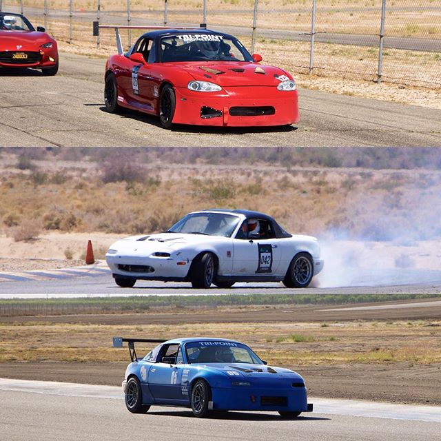 Red, white, and blue! We have the most patriotic track miatas, believe us! Tri-Point will be closed from now until next Monday for vacation. Hope everyone has a safe and fun 4th of July! #america #freedom #independenceday