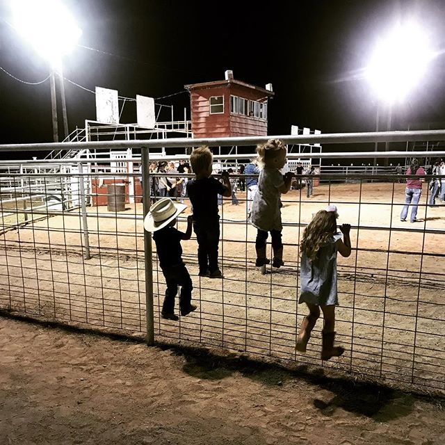 Living their best lives! We LOVE Fair time! Pretty soon they'll be on the other side of the fence competing in the BARNYARD SCRAMBLE! #fairtime #farmlife #countrykids