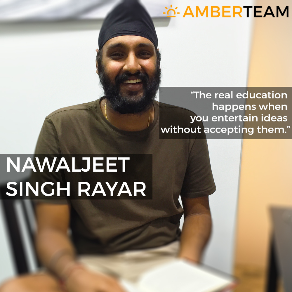 Nawaljeet Singh Rayar - Project Director (The Invisible Visible)    Nawaljeet  is intensely interested in human trafficking issues in the region. Part of his passion comes from recognising the vulnerabilities that migrant populations face in countries that they work in. Such empathy allows him to connect with people who he works with and hence address their issues competently. Having graduated from the National University of Singapore (NUS) with a Bachelor of Engineering degree, Nawaljeet approaches his research methodically and with a focus on preserving the integrity and accuracy of his subject matter. Nawaljeet's real passion is in contextualising his research work in real world scenarios. In recognising expectations of different stakeholders (especially the vulnerable), his hope is that the work he does leads to solutions and dreams being realised.