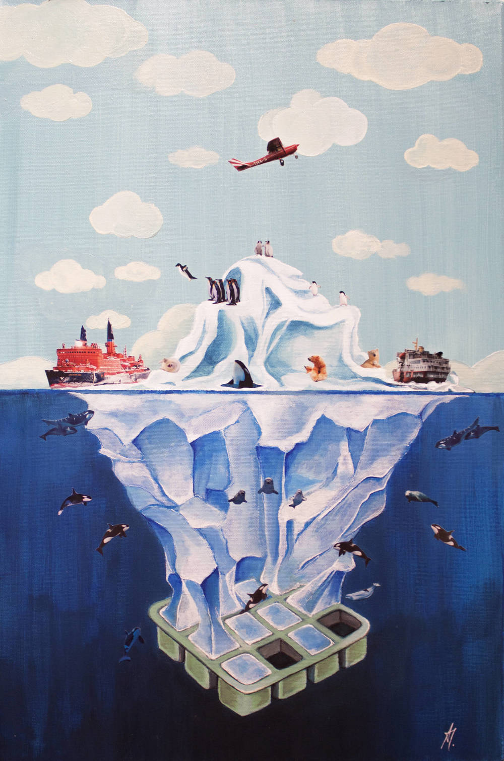 SPAIN    ANA TORRALBA